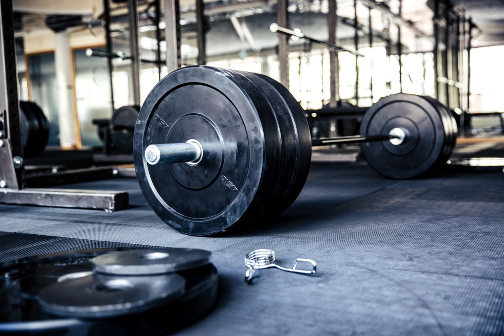 Closeup image of a fitness equipment in gym.jpeg